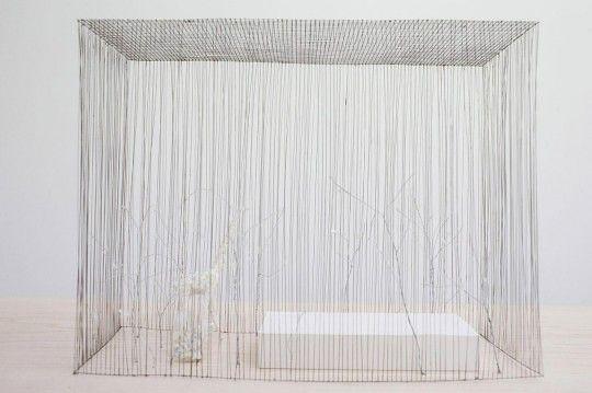 Arc-en-Rêve Centre d'Architecture, Galerie d'Exposition, Bordeaux, Exposition «  Petit? Grand? L'Espace Infini de l'Architecture – Junya Ishigami