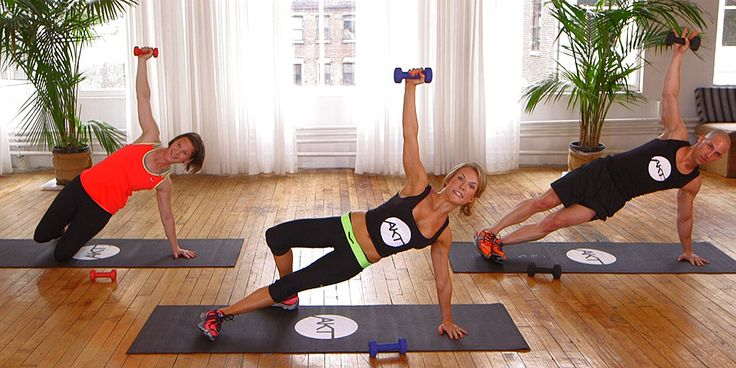 10 Minutes to Tone: Arm Workout From Kelly Ripa's Trainer #Health-Fitness