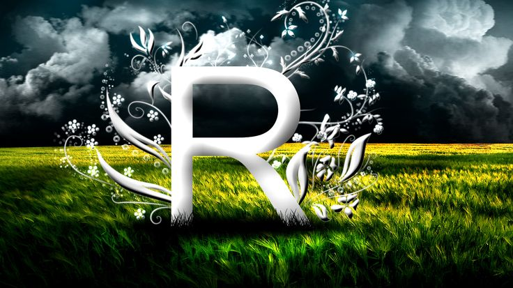 letter r   Letter R Wallpapers