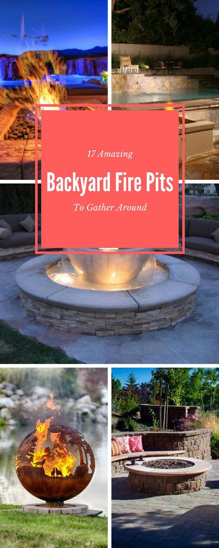33 best fire pit design images on pinterest backyard fire pits