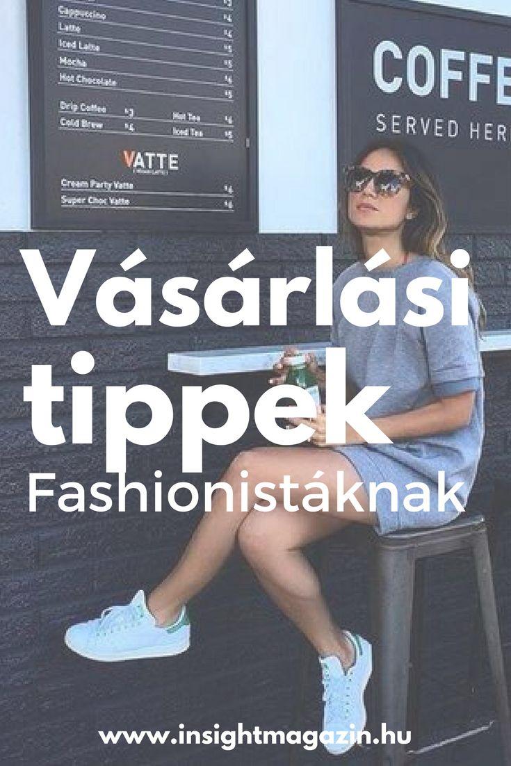 """Hogy valaki igazi """"fashionista"""" legyen nem elég a ruhák megfelelő kombinálása, okos vásárlónak is kell lenni. Az alábbiakban ehhez gyűjtöttük össze a legjobb tippeket!"""