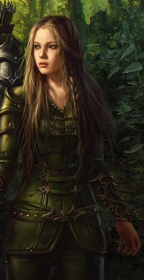 Lyonella (who goes by the name Ada when she needs to) separates from her married guardians Raimond and Orane, only to be hunted and pursued by the husband (who is King Tyrell's Royal Commander) and a small portion of his army.