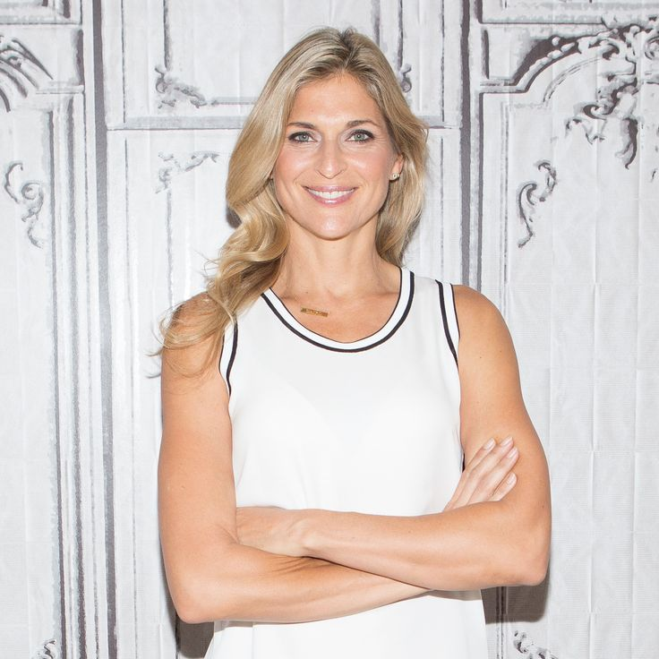 "One of the secrets to Gabrielle Reece's fountain-of-youth frame: the classic weightlifting exercise the clean and jerk. ""If done correctly, it is beautiful,"" she says. 