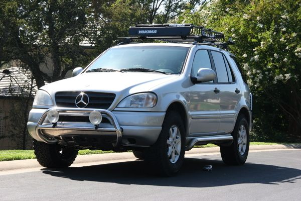 Pin Em Mercedes Ml W163