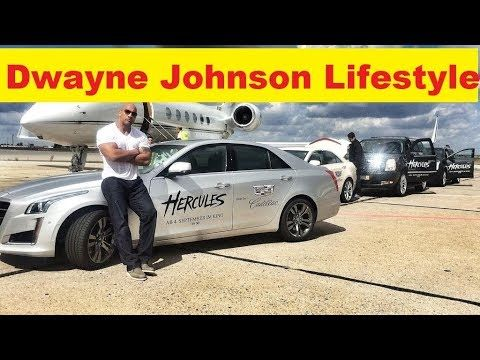 Dwayne Johnson The Rock Net Worth, Cars, House, Private Jets and Luxurio...