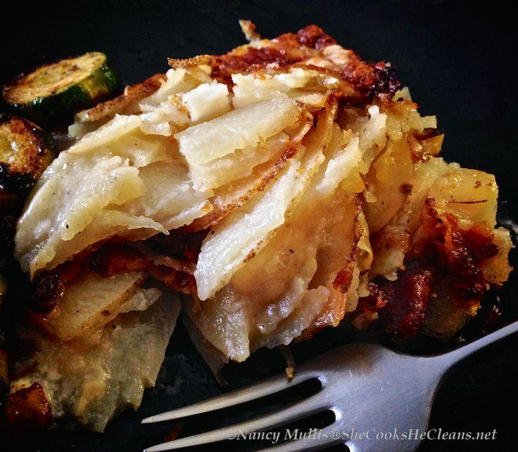 America S Test Kitchen Potatoes Au Gratin