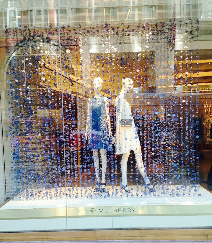 Mulberry store on Old Bond Street