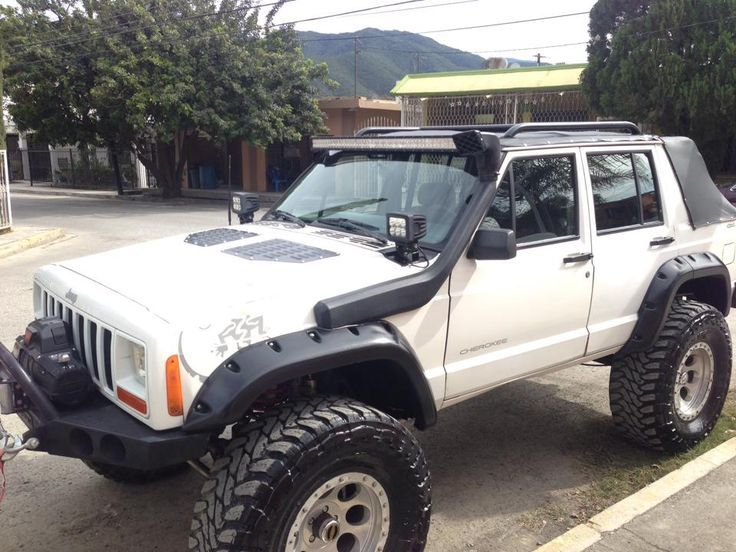 422 Best Images About Jeep Xj Mods  U0026 Ideas On Pinterest