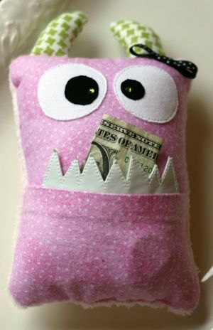 Tooth Fairy Pillow by anne