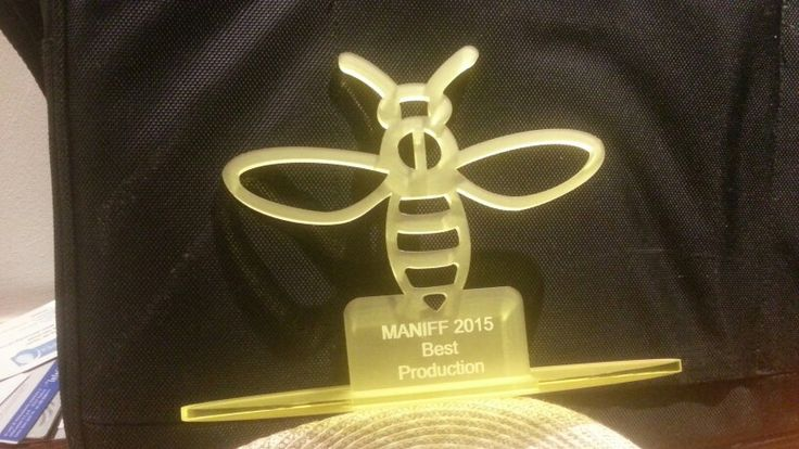 Best movie production prize for The Imago at Manchester Int'l film festival