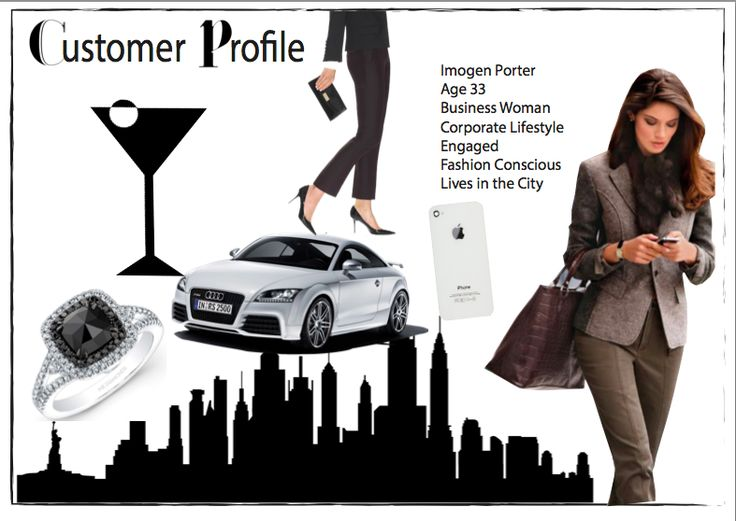 Image Result For Consumer Profile Board Consumer Profile