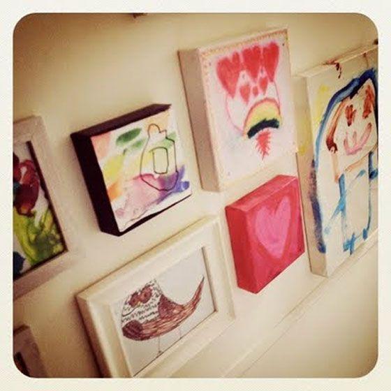 Art Wall Display: Carson Art, Kids Art Display, Little Art Display 10, Wall Display, Children Art, Kid Art Displays, Art Wall, Little Art Displays 10, Kids Rooms
