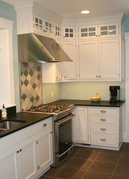 Black Granite Kitchen Images