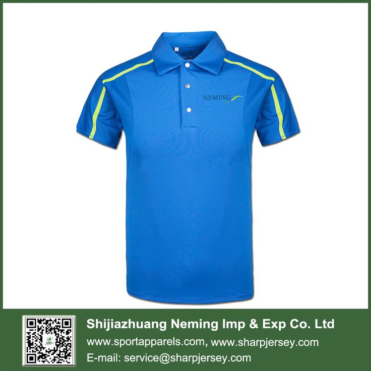 Dry Fit Polo Shirt | Leisure Wear | Customs Polo Shirt | Polo Shirt For Men | Mens Polo Sale - Shijiazhuang Neming Import & Export Co., Ltd