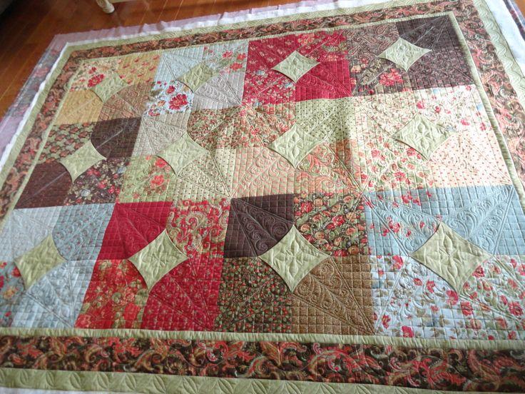 10 Minute Block Quilt Free Quilt Patterns Pinterest