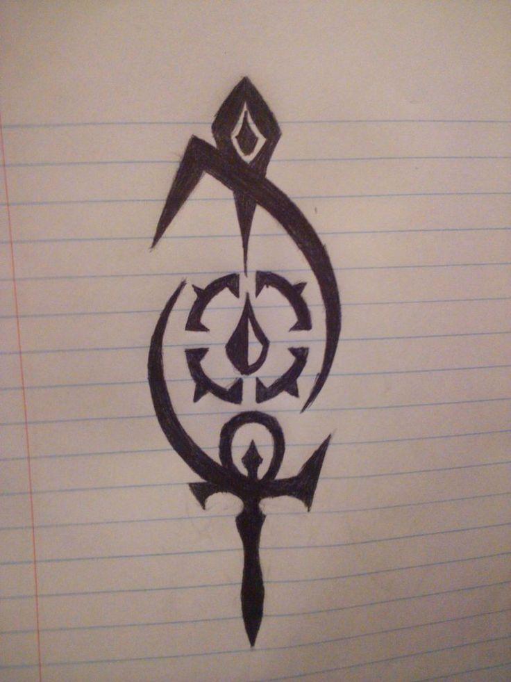 vampire symbol by ~vampiren-king on deviantART