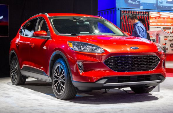 At Nyias Ford Escape Enters Fourth Generation Best Luxury Sports Car Ford Escape