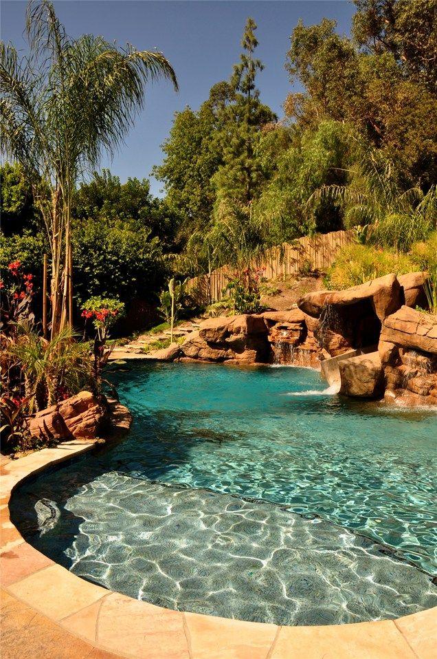 Backyard Paradise: 17 Best Images About Beautiful Landscapes On Pinterest