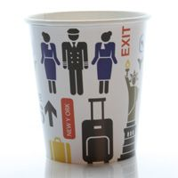 Vote for our new coffee cup design. This design is called Go To Gate by Fridal Axell. Vote for it at www.flysas.com/design
