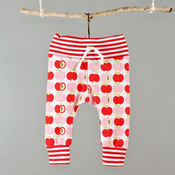 Baby leggings pattern .pdf file Easy photo by brindilleandtwig