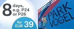Parkvogel Düsseldorf AirPort (€39 voor 8 dagen)