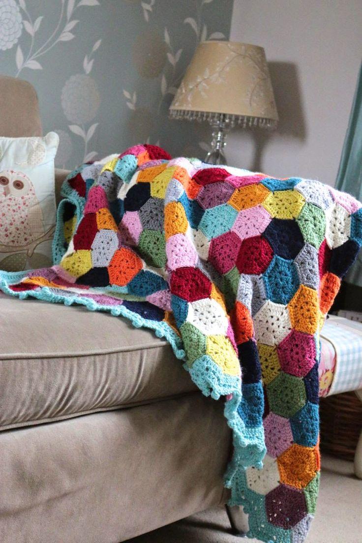 253 best cherry heart images on pinterest cherry crochet weekender blanket by sandra paul free crochet pattern ravelry scrappy bankloansurffo Choice Image