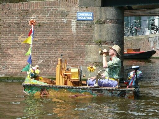 Music in the canal