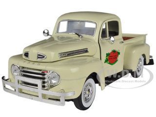 diecastmodelswholesale - 1949 Ford F-1 Tomato Delivery Truck Cream 1/32 Diecast Model Car by Signature Models, $14.99 (https://www.diecastmodelswholesale.com/1949-ford-f-1-tomato-delivery-truck-cream-1-32-diecast-model-car-by-signature-models/)