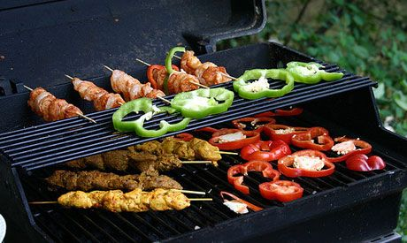As the long weekend approaches, fantasies of sun, fun and sizzling BBQ treats whirl in our minds. If you've promised to turn over a new leaf and avoid the ab...