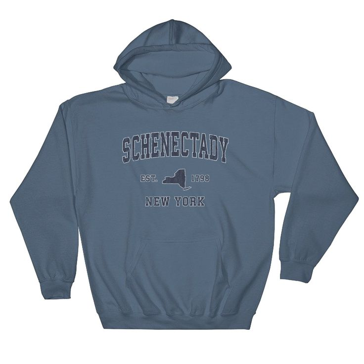 Check out Schenectady New Y... at JimShorts.com. http://jimshorts.com/products/schenectady-new-york-ny-hoodie-adult-unisex?utm_campaign=social_autopilot&utm_source=pin&utm_medium=pin
