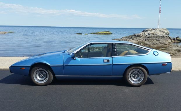 Beautiful Bid For The Chance To Own A 1977 Lotus Eclat At Auction With Bring A  Trailer, The Home Of The Best Vintage And Classic Cars Online.