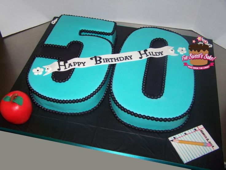 Birthday Cakes Images For 50 Year Old Woman : 50th Birthday Cake Birthday Cakes Pinterest Birthday ...