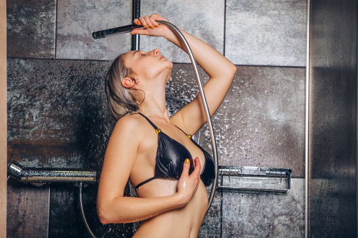 Hvis du tager et koldt bad hver dag, sker der dette overraskende med din krop'