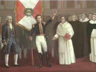 Proceso de Independencia del Perú: http://historiadelperu.carpetapedagogica.com/2012/08/proceso-de-independencia-del-peru.html