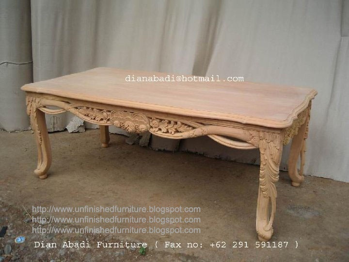 Best unfinished mahogany furniture images on pinterest