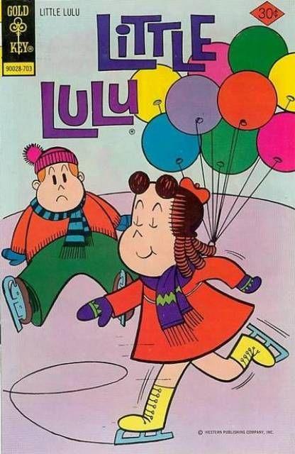 Little Lulu Comics | Little Lulu » 62 issues