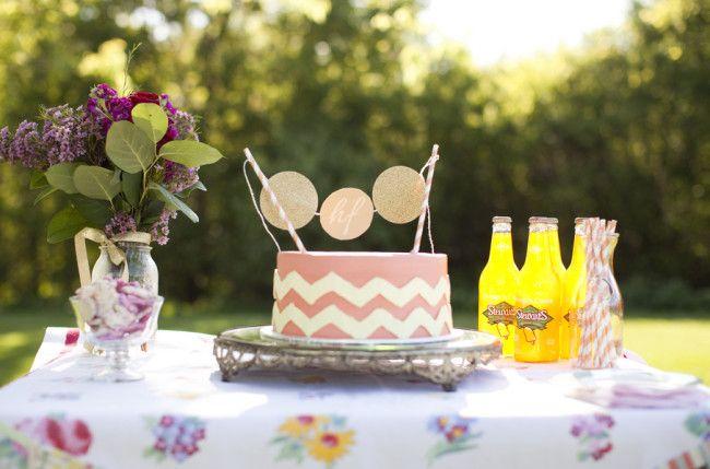 Decorating Ideas > 17 Best Ideas About Chevron Cakes On Pinterest  Birthday  ~ 222501_Birthday Party Ideas Madison Wi