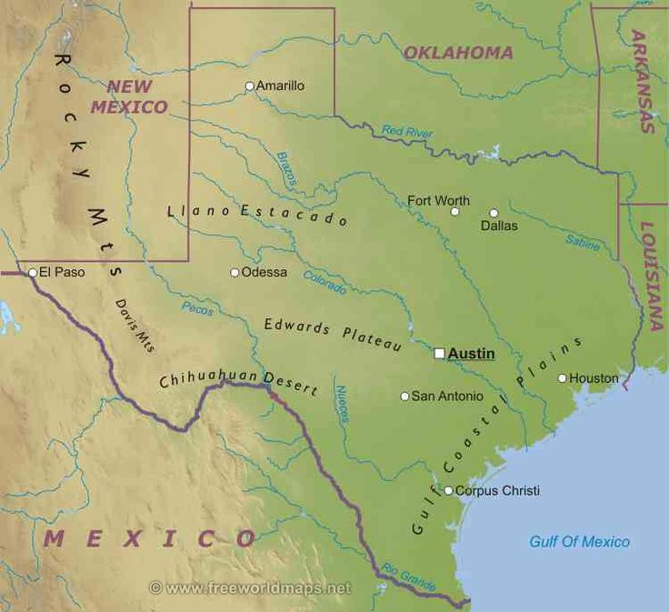 Техас штат : флаг штата Техас Техас (англ. Texas) — штат на юге США. Занимает 2-е место по территории в США (695 622 км²) после Аляски и 2-е место после Калифорнии по численности населения (25,1 млн.). Техас является одним из центров американского сельского хозяйства, скотоводства...