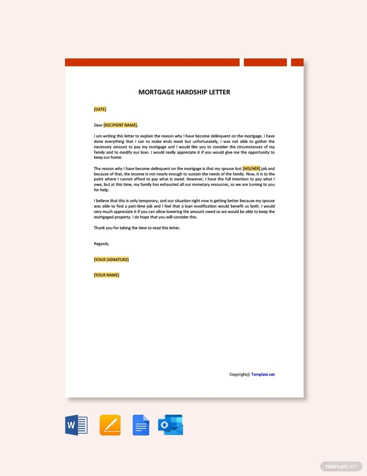 50++ Economic hardship financial hardship letter example ideas