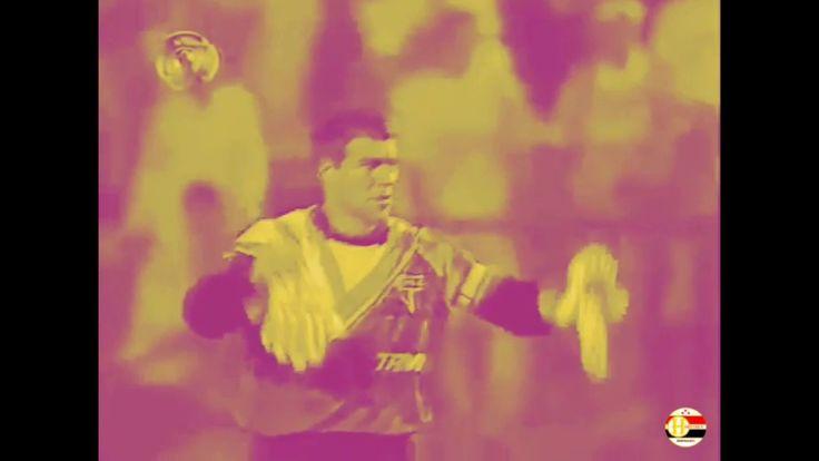 Zetti x Palmeiras - Copa Libertadores da América 1994 (You Tube e página do Zetti no Facebook)