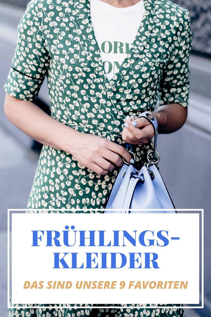 Kleider für den Frühling, Kleider für den Alltag, Modetrends 2018, Mode Tipps, Online Shopping, Must-haves für die Frühjahrsmode, www.whoismocca.com