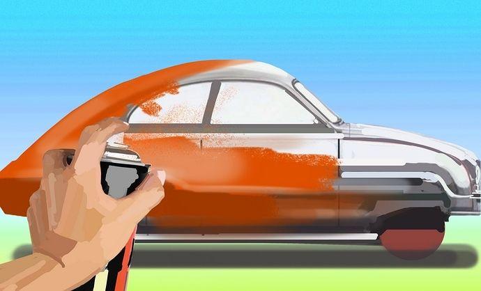 Begini #caramengecatmobil #mengecatmobil #daihatsu yang baik dan benar  http://forum.liputan6.com/t/begini-cara-mengecat-mobil-yang-baik-dan-benar/69633