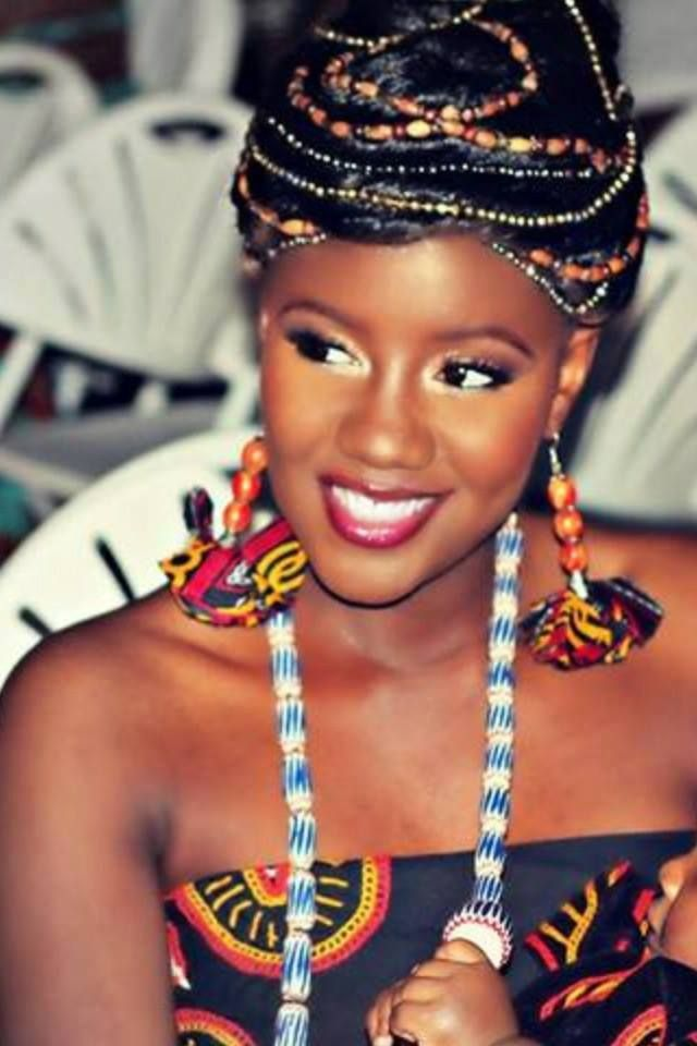 Beauty from cameroon beauty pinterest beauty Ciaafrique fashion beauty style