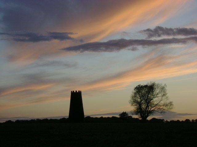 Black Mill, Beverley Westwood, East Yorkshire, England