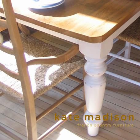 Best French Country Dining Tables Images On Pinterest Farm - Country dining table