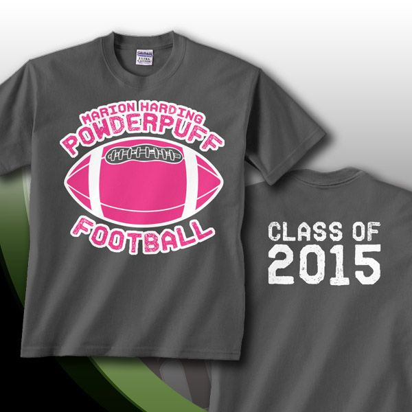 18 best powderpuff shirts images on pinterest football