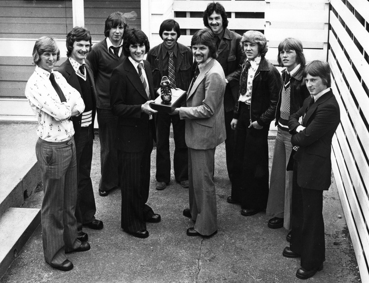 Northern Soul and Wigan Casino, the worlds best disco, in the 70's anyway.
