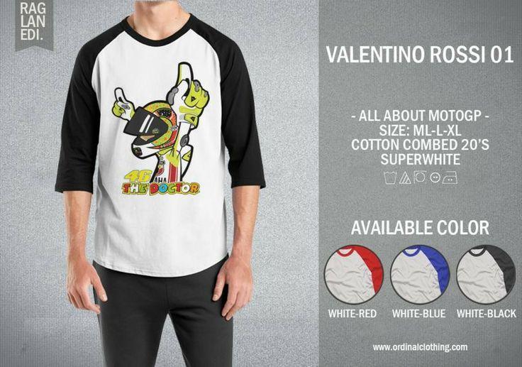 Raglan Valentino Rossi 01