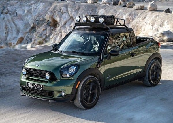 2014 Mini Paceman Adventure is The car man pictures