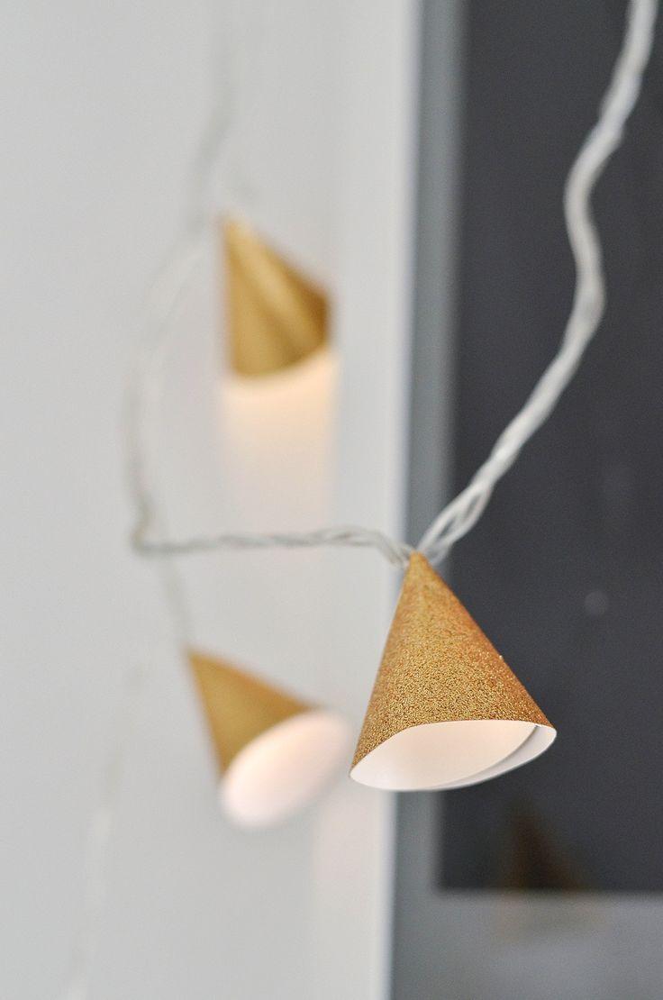 Himmelbett Lichterkette Selber Machen ~ 1000+ Bilder zu Silvester deko auf Pinterest